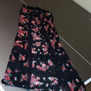 Walk Through Skirts